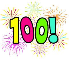 Le 100ème jour d'école en CP-CE1