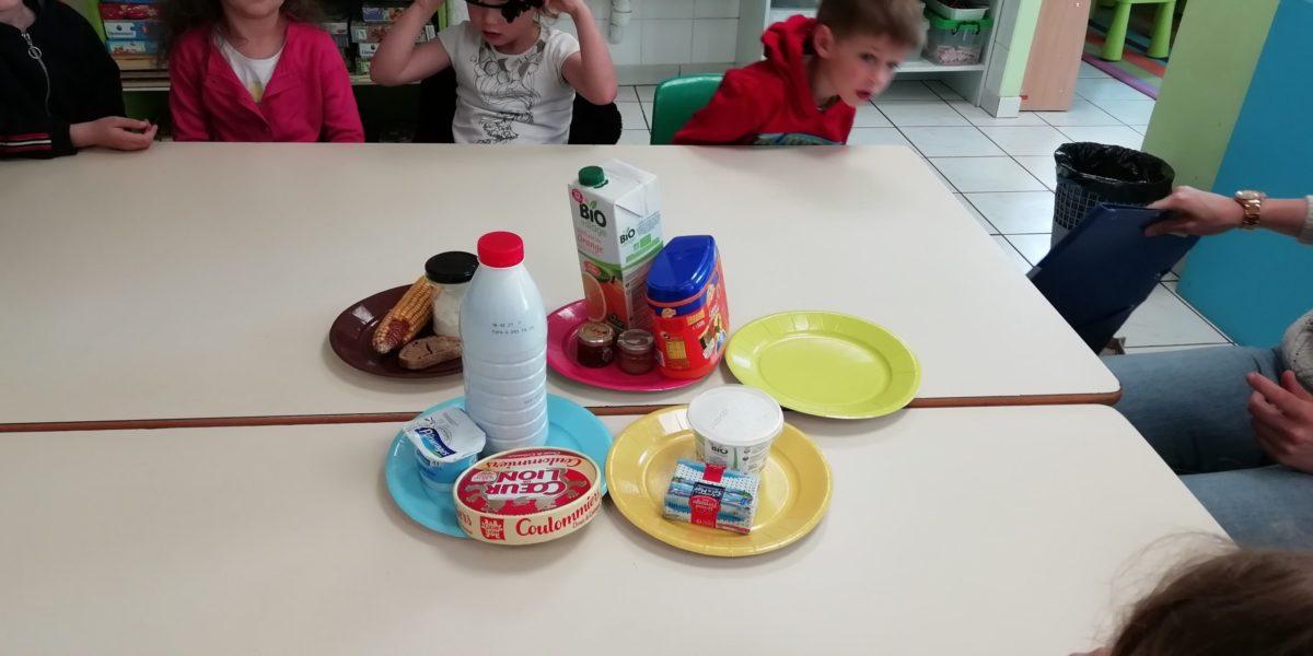 Atelier sur l'équilibre alimentaire